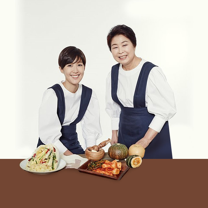 언니쓰의 손맛가득, 더만두&김치