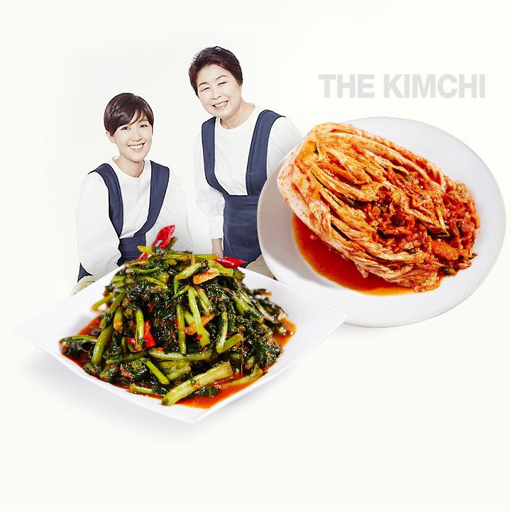 더 맛있는 홍진경 더김치
