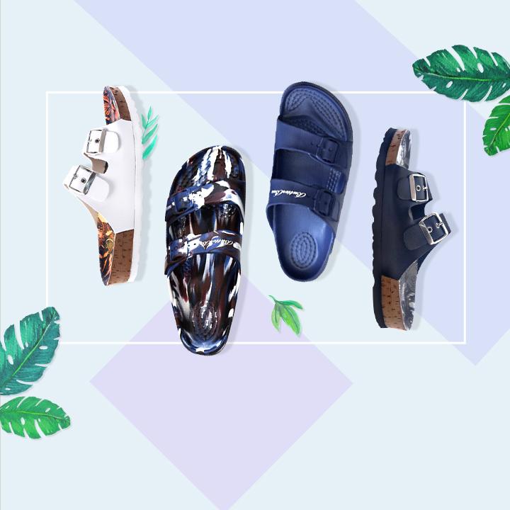 고생한 발에게 여름을 선물하세요
