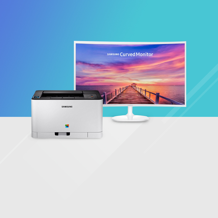 삼성전자 모니터/프린터 모음