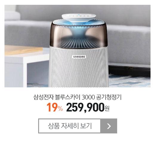 1.삼성전자 블루스카이 3000 공기청정기