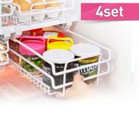 (모바일10%적립) 헨젤과그레텔 냉장고 슬라이드 칸칸선반