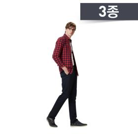 <em class='label_tv'>[TV쇼핑]</em> 뱅뱅 남성 밴딩기모팬츠 3종