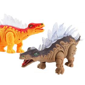 움직이는 공룡 장난감 스테고사우루스