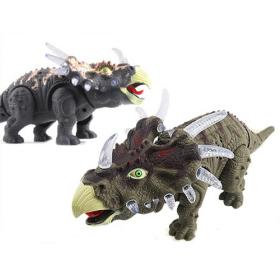 움직이는 공룡 장난감 트리케라톱스