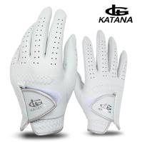 [카타나골프 정품] 카타나(KATANA) 여성용 골프장갑(양피/양손)