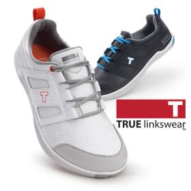 [트루링스 정품] True Linkswear 라이트드라이 스파이크리스 골프화/박인비골프화