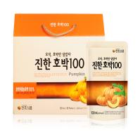 천호식품 진한호박 100