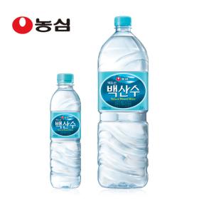 농심 백산수 2L 12병 (무료배송)