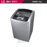 LG 통돌이 세탁기 T16SJ (프리실버/통세척)