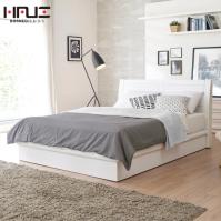 보루네오 하우스 라보떼 센스 갤러리 평상형 침대 206 Q (독립스프링 CL라텍스20T매트 포함)