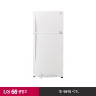 LG 싱싱냉장고 B476W (슈퍼화이트/멀티냉각방식) / 1등급