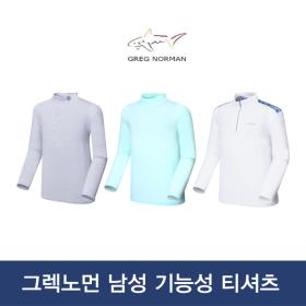 [그렉노먼]남성 냉감 골프티셔츠 이너웨어 골프웨어