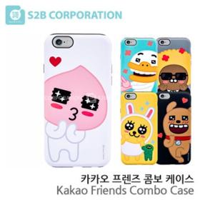 (무료배송)[S2B]카카오 프렌즈 콤보 1탄 휴대폰 케이스(어피치)