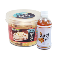 완주봉동 편강 7통+생강농축액 3병
