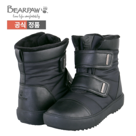 베어파우(BEARPAW) BEARTOP BLACK(womens) K345001ID-W