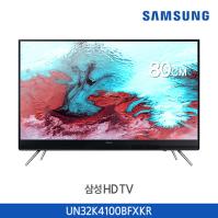 삼성 LED TV UN32K4100BFXKR (일반스탠드형/80cm/평면 (Flat))
