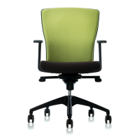 [듀오플렉스]LO-51S/패브릭 의자