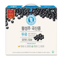 이롬 황성주 국산콩두유 검은콩고칼슘 190ml*40팩