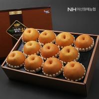 아산원예농협 아산 맑은배 7.5kg (11~12과내)