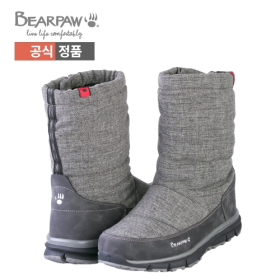 베어파우(BEARPAW) LIGHT SHARK MELANGE GREY(womens) K355231ID-W