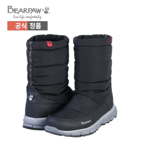 베어파우(BEARPAW) LIGHT SHARK BLACK(womens) K355001ID-W