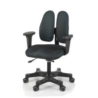 [듀오백]DK-025DS/듀얼린더/패브릭 의자