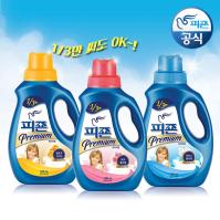 피죤 프리미엄 섬유유연제 1.35LX3개