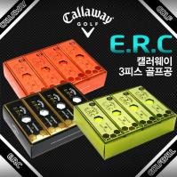 [캘러웨이 정품] E.R.C 골프공 1더즌[3피스/12알][캘러웨이 양말 증정]