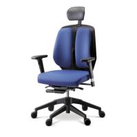 [듀오백]알파-100S/패브릭 의자