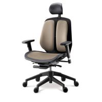 [듀오백]알파-100M/메쉬 의자