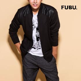 FUBU 남/여 집업 자켓/블루종자켓/후드집업자켓