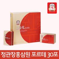 한국인삼공사 정관장 홍삼원 포르테 50ml*30포
