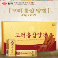 일화 고려홍삼양갱 45g*20개