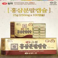 일화 홍삼분말캡슐 300CAP