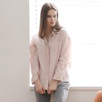 - IHRER SHAPE - Pigment Sugar Shirt (Pink)