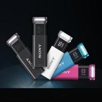 소니 MicroVault Click U USB 메모리 USB3.0 (16GB)