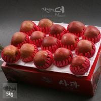 대구경북능금농협 예천사과 선물세트 5kg (12~13과내)