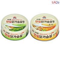 사조 닭가슴살 리얼/훈제 135g