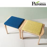 파로마 화장대의자/인테리어의자/스툴-트윈스툴의자
