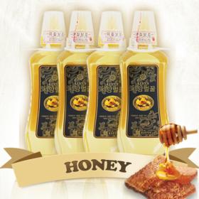(종근당건강) 사양벌꿀 600g*4병