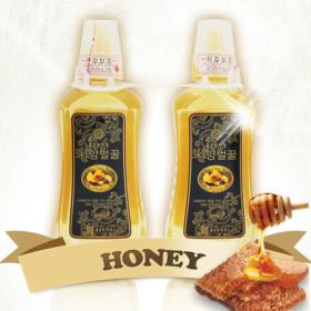 (종근당건강) 사양벌꿀 600g*2병