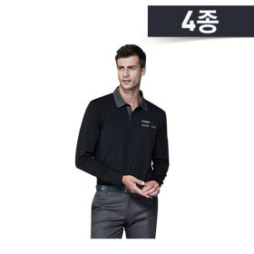 <em class='label_tv'>[TV쇼핑]</em> 블루크러쉬 남성 기모 폴로 셔츠 4종