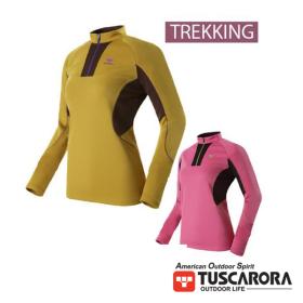 투스카로라 루셀 우먼 티셔츠 1TD4-LS308W
