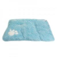 쏘아베 구름매트 블루-(발바닥,하트)무늬 램덤