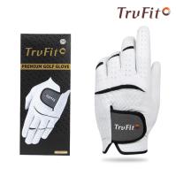 TRUFIT 트루핏 고급양피 남성용 골프장갑 VENT LEATHER/골프용품