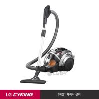 LG 슈퍼싸이킹 주니어 청소기 K73SG(샤이니실버/트윈 싸이클론)