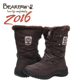베어파우(BEARPAW) ALEXA CHOCOLATE(womens) CS4PD007004-W