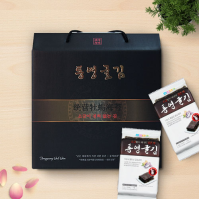 해담온 무소금 통영굴김 선물세트 4호 (도시락김X18봉)
