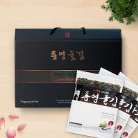 해담온 무소금 통영굴김 선물세트 2호 (전장김 10봉)